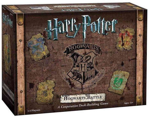 HOGWARTS BATTLE HARRY POTTER - USAHB01FR