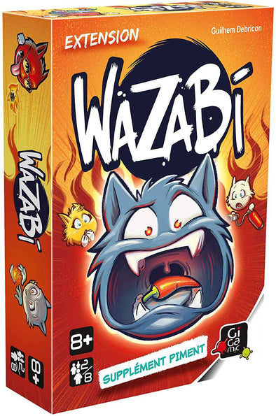 WAZABI EXTENSION SUPPLEMENT PIMENT - GEWA