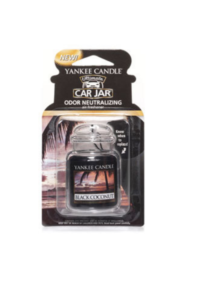 CAR JAR ULTIMATE BLACK COCONUT - 1295841E