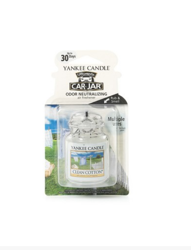 CAR JAR ULTIMATE CLEAN COTTON - 1220878E