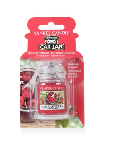 CAR JAR ULTIMATE FRAMBOISE ROUGE - 1521592E