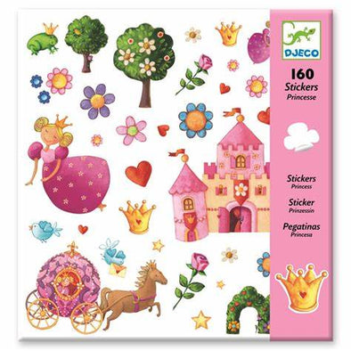 Stickers princesse marguerite - dj08830