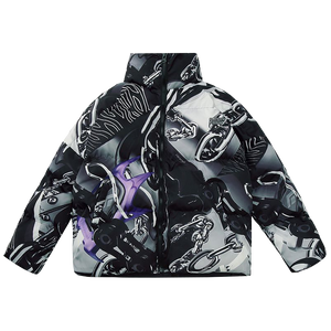 Wave Star Multi-Chains Jacket