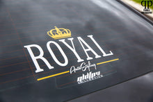 Load image into Gallery viewer, Royal Crown Sticker