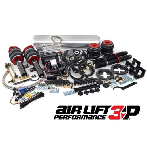 Airlift Performance Kit Suit Ford Mustang S550 Including Airlift 3P Management