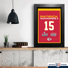 Load image into Gallery viewer, Limited 1st Edition Mahomes Dynasty Banner