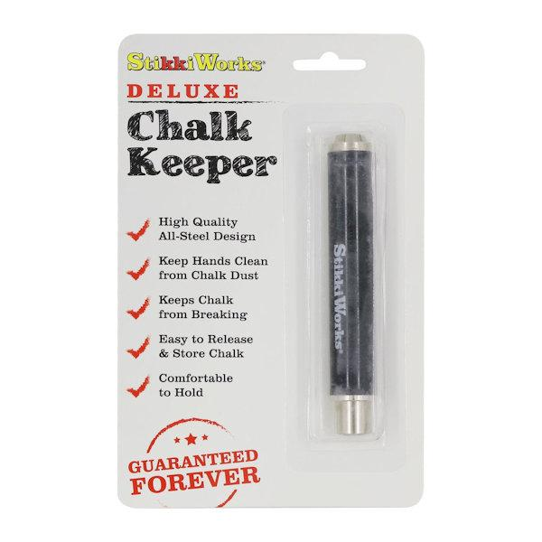 Stikkiworks Deluxe Chalk Keeper - Maltby Sports