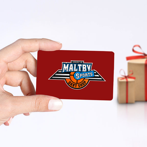 Maltby Sports Gift Card $50