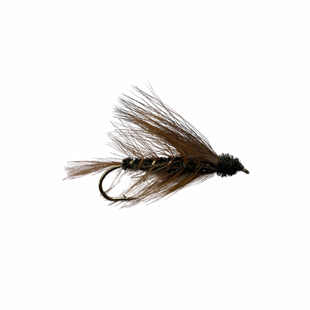 Nova Scotia Bug Flies - Hand Tied