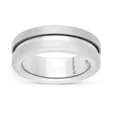 Spinning Wedding Band Ring