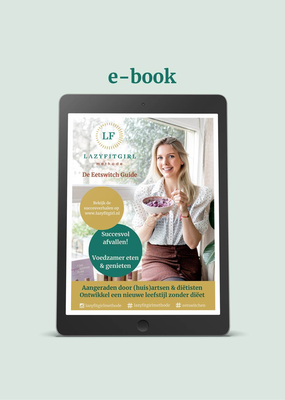 Lazyfitgirl Eetswitch Guide - e-book