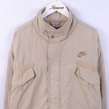 Load image into Gallery viewer, Nike Insulated Field Jacket In Khaki Green Size 2XL