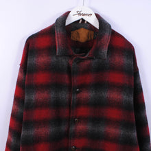Load image into Gallery viewer, Vintage Woolrich CPO Check Jacket Size L