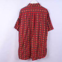 Load image into Gallery viewer, 90's Tommy Hilfiger Patterned Shirt Size L