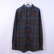 Load image into Gallery viewer, 90's Nautica Tartan Check Shirt Size L