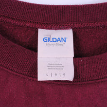 Load image into Gallery viewer, 90's Beverly Hills Sweatshirt In Burgundy Women's Size L