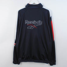 Load image into Gallery viewer, Vintage Reebok Block Colour Track Jacket Size XL
