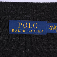 Load image into Gallery viewer, Ralph Lauren Sweatshirt In Dark Grey Size 3XL