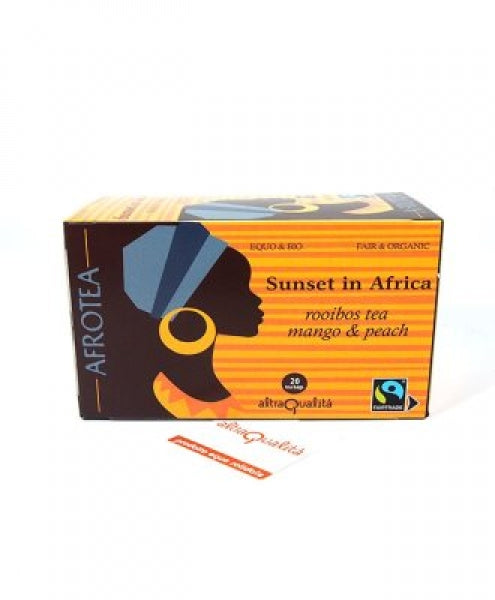 ROOIBOS SUNSET IN AFRICA | BIO | COD.ALQAL0050051 | 20FIT