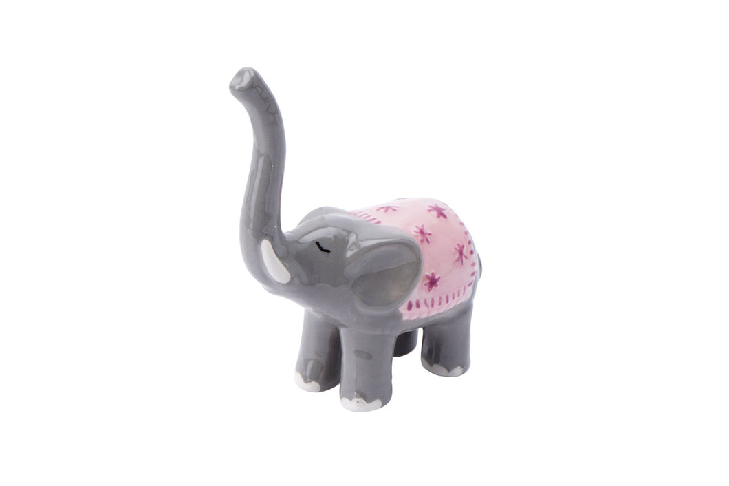 Ellie the Elephant Ring Holder