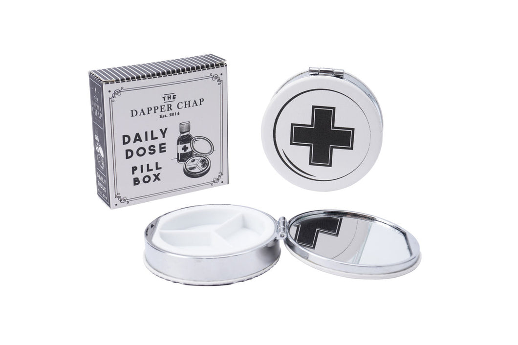 Dapper Chap 'Daily Dose' Pill Box