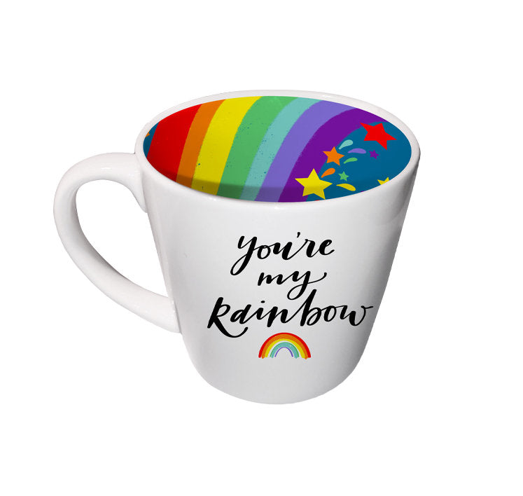 You're My Rainbow Mug