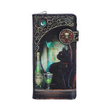 Load image into Gallery viewer, Absinthe Embossed Purse  18.5cm
