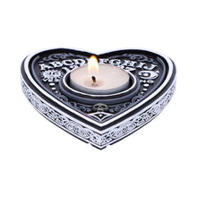 Load image into Gallery viewer, Spirit Board Tea Light Holder 9.5cm