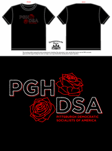 Load image into Gallery viewer, PGH DSA Roses Shirt