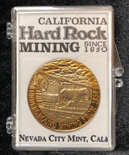 Load image into Gallery viewer, Hard Rock Mining Commemorative Pin