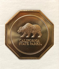 Load image into Gallery viewer, Sutter's Mill Commemorative Coin