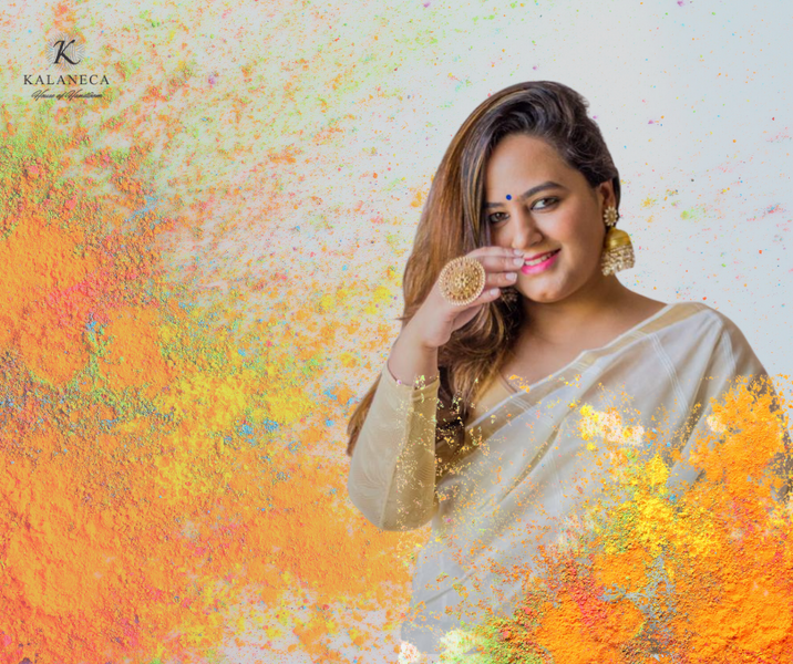 HOLI- A VIBRANT COLOUR OF INDIA ( As written by Deeksha Sharma) for Kalaneca