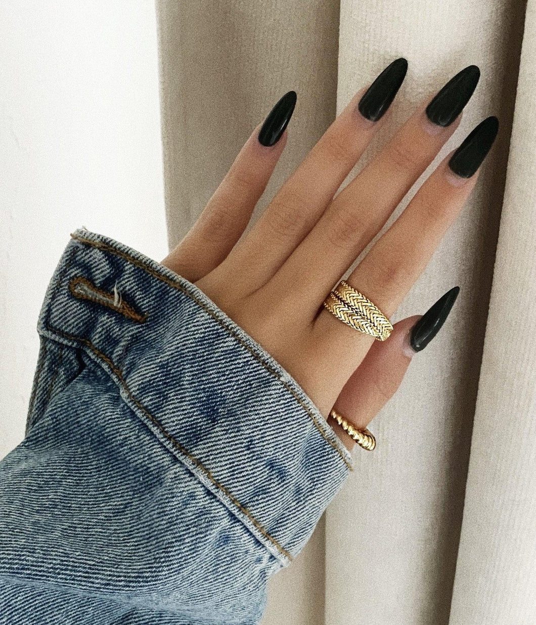 Kelly Chain Ring
