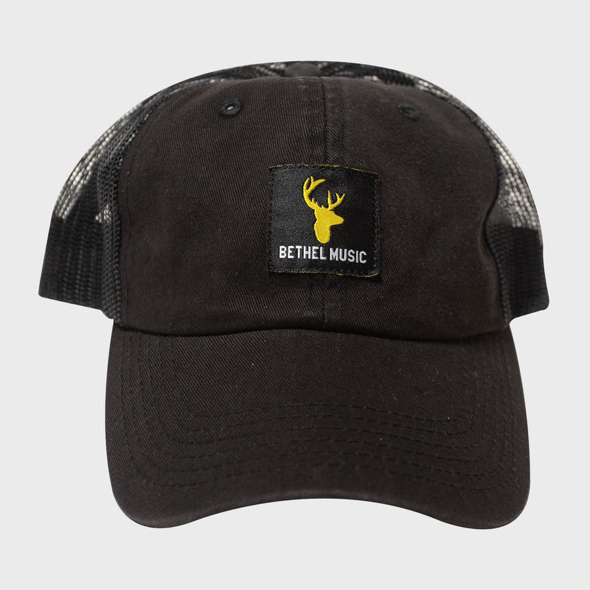 Buck Label Hat