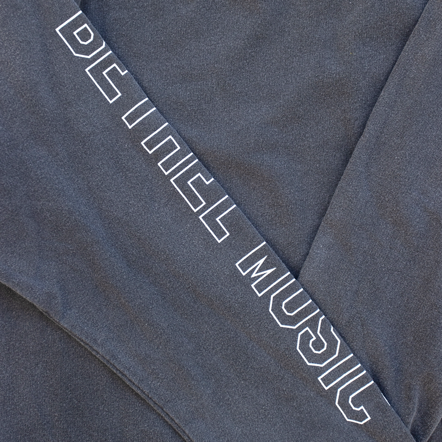 Bethel Music Vintage Black Raglan Fleece