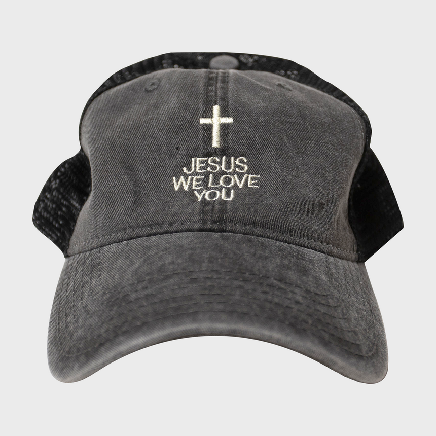 Jesus We Love You Hat