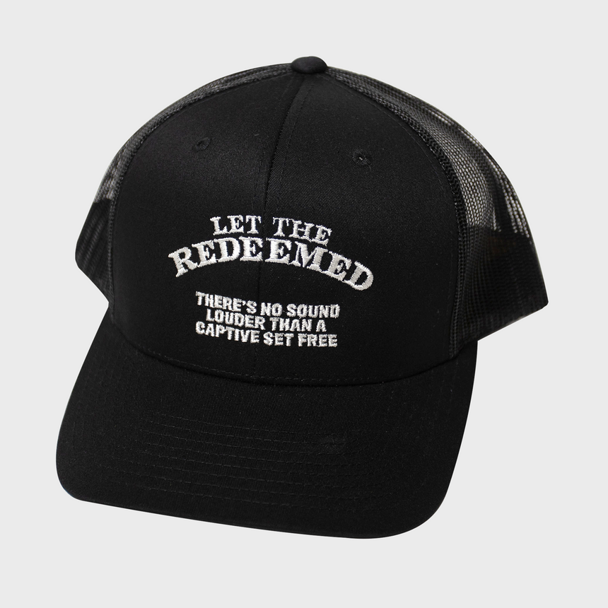 Let The Redeemed Hat