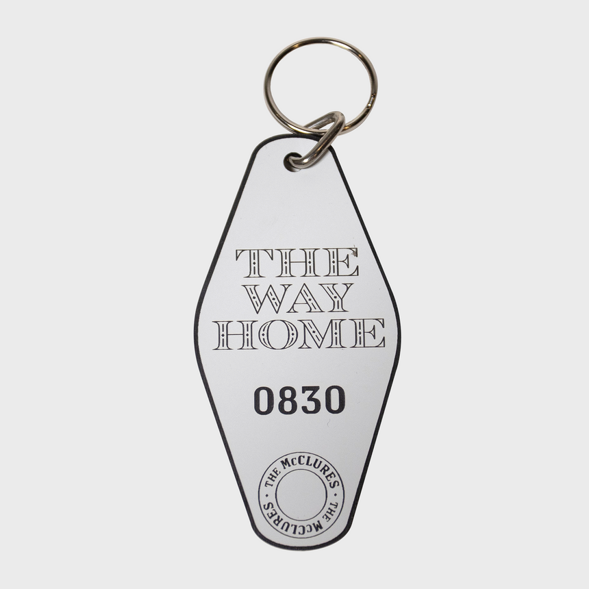 The Way Home Keychain