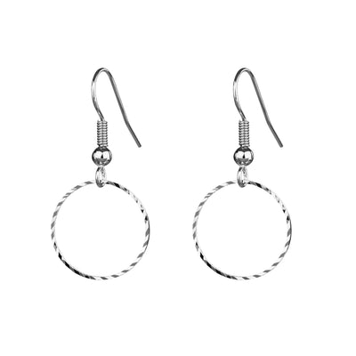 Eternity Earrings | Tesori Bellini | Womens Jewellery Melbourne