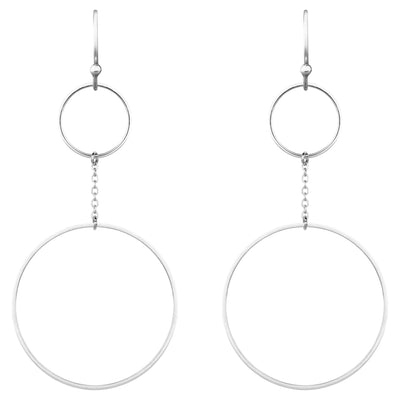 Released from Equilibrium 3.5 Earrings | Tesori Bellini | Womens Jewellery Melbourne