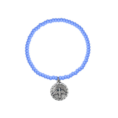 Saint Bracelet - French Blue | Tesori Bellini | Womens Jewellery Melbourne