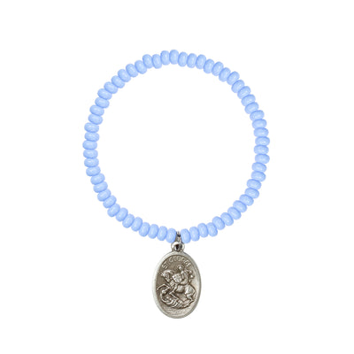 Saint Bracelet - Light Blue | Tesori Bellini | Womens Jewellery Melbourne
