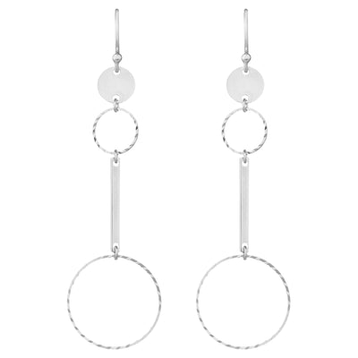 All the Elements Drop Earrings | Tesori Bellini | Womens Jewellery Melbourne