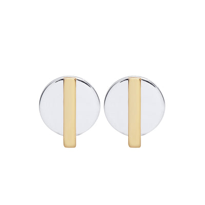 Day & Night Stud Earrings | Tesori Bellini | Womens Jewellery Melbourne