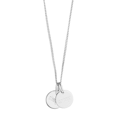 Strength & Courage 1.0 Necklace | Tesori Bellini | Womens Jewellery Melbourne