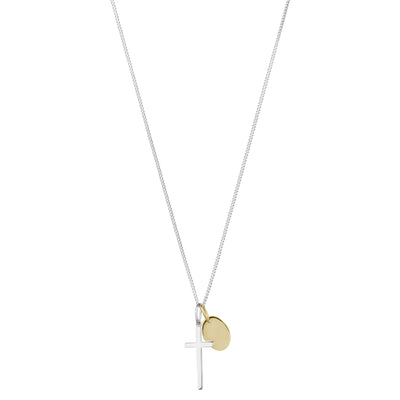 Faith Personalised Necklace | Tesori Bellini | Womens Jewellery Melbourne