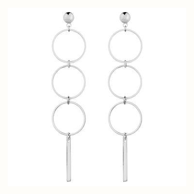 Trinity Statement 1.6 Earrings | Tesori Bellini | Womens Jewellery Melbourne