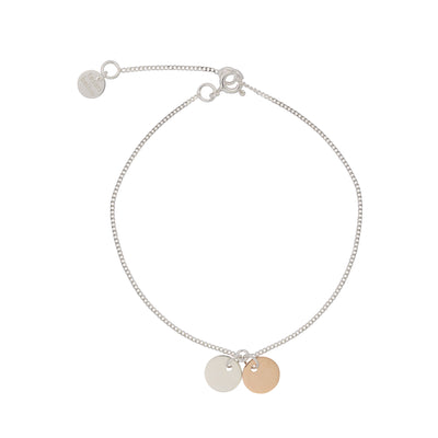 Twice as Nice 0.8 Bracelet | Tesori Bellini | Womens Jewellery Melbourne