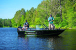 16 XTE- With Mercury 40 ELPT 4-Stroke and Glide-on Trailer