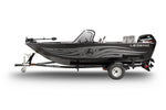F17- With Mercury 90 ELPT 4-Stroke and Glide-on Trailer